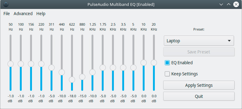 Try These Pulseaudio Equalizer Ubuntu 18 04 {Mahindra Racing}
